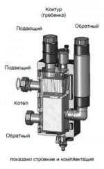 Многофункциональные устройства (гидравлические стрелки до 85кВт)